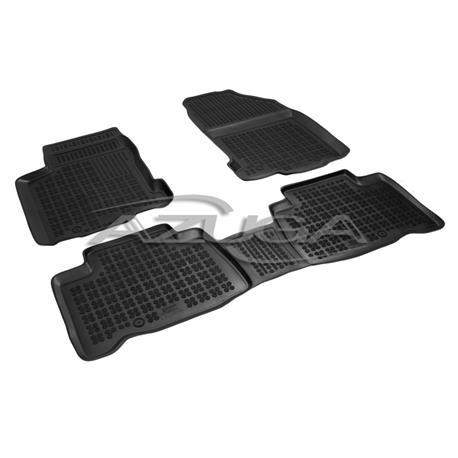 Hohe Gummi-Fußmatten für Lexus NX ab 2014 3-tlg.