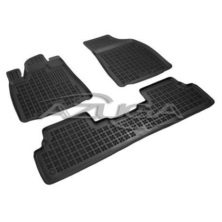 Hohe Gummi-Fußmatten für Lexus RX ab 6/2012 3-tlg.