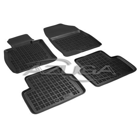 Hohe Gummi-Fußmatten für Mazda 6 Kombi ab 2/2013 4-tlg.