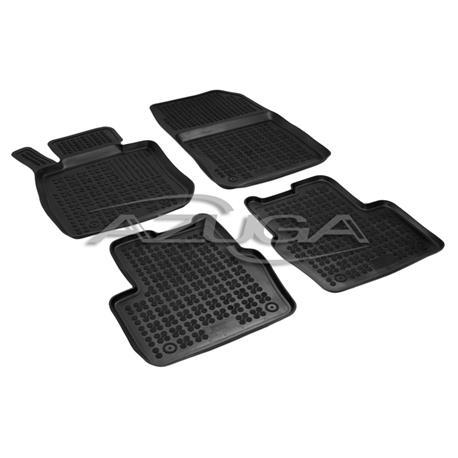 Hohe Gummi-Fußmatten für Mazda CX-3 ab 2015