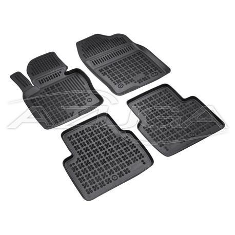 Hohe Gummi-Fußmatten für Mazda CX-5 ab 5/2017 4-tlg.