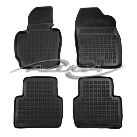 Hohe Gummi-Fußmatten für Mazda CX-5 ab 2012 4-tlg.