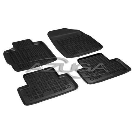 Hohe Gummi-Fußmatten für Mazda CX-7 ab 2007 4-tlg.