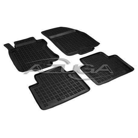 Hohe Gummi-Fußmatten für Nissan X-Trail (T32) ab 7/2014 4-tlg.