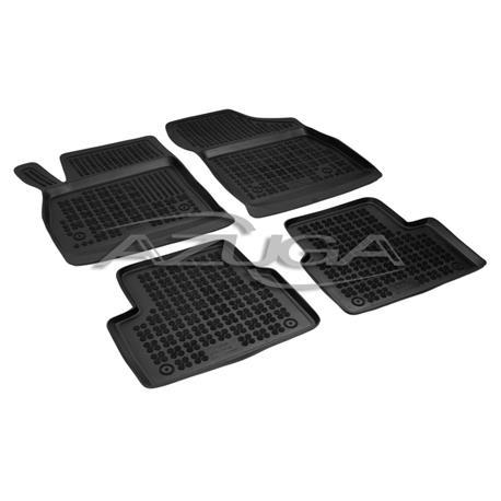 Hohe Gummi-Fußmatten für Opel Astra K ab 10/2015