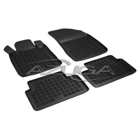 Hohe Gummi-Fußmatten für Peugeot 508/508 SW ab 2011 4-tlg.