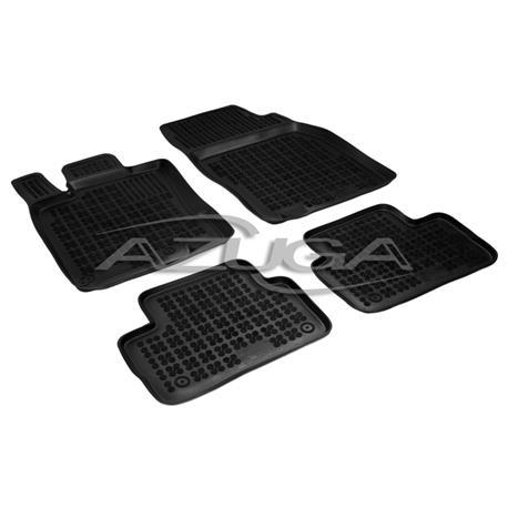 Hohe Gummi-Fußmatten für Renault Kadjar ab 2015