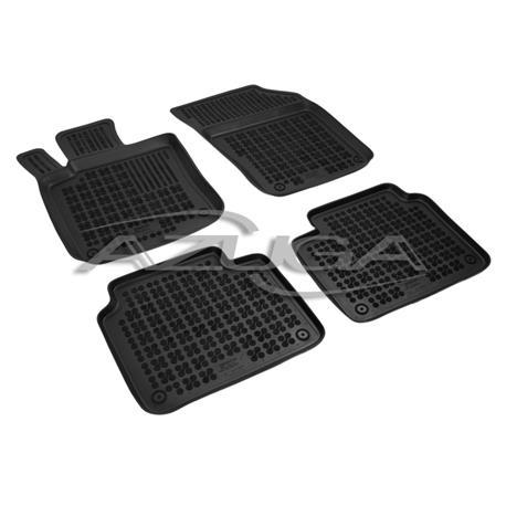 Hohe Gummi-Fußmatten für Volvo S90/Volvo V90 ab 2016