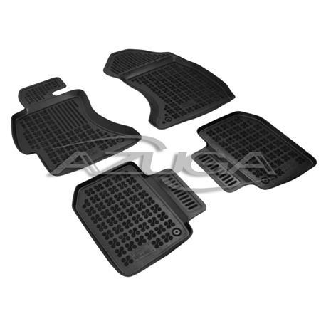 Hohe Gummi-Fußmatten für Subaru Impreza ab 2013/Levorg/WRX/XV 4-tlg.