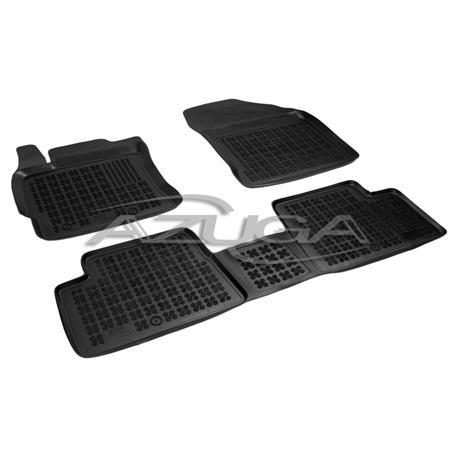 Hohe Gummi-Fußmatten für Toyota Auris II ab 2013 3-tlg.