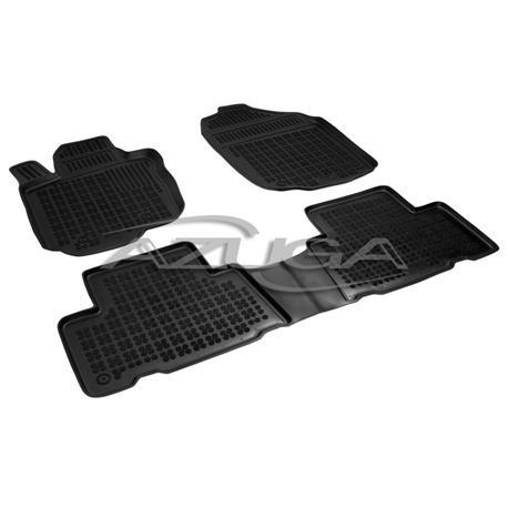 Hohe Gummi-Fußmatten für Toyota RAV4 3/2006-3/2013 3-tlg.