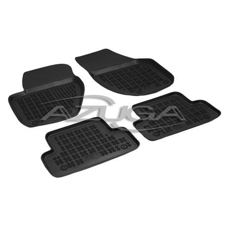Hohe Gummi-Fußmatten für Volvo V40 ab 2012 4-tlg.