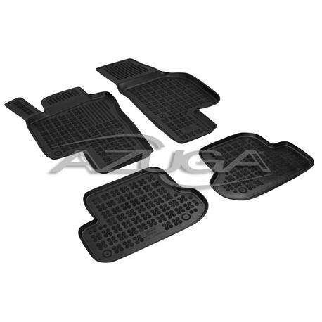 Hohe Gummi-Fußmatten für VW Beetle ab 10/2011 4-tlg.