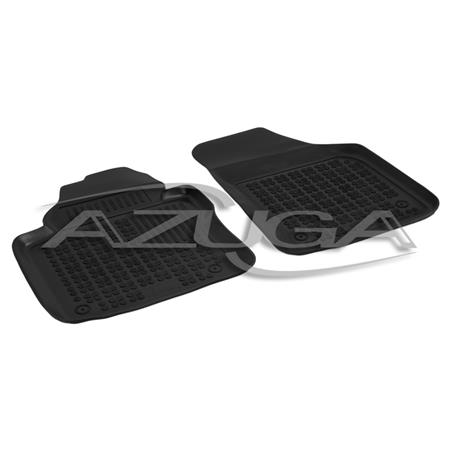 Hohe Gummi-Fußmatten für VW Caddy/Caddy Maxi ab 2004