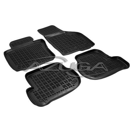 Hohe Gummi-Fußmatten für VW Golf 5/VW Golf 6