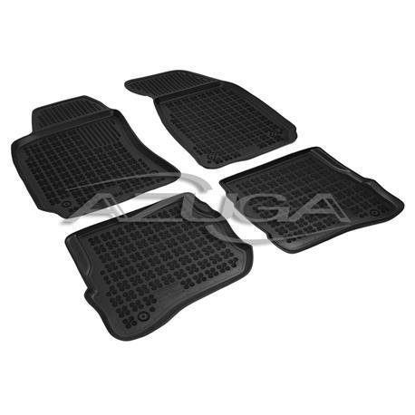 Hohe Gummi-Fußmatten für VW Passat/Passat Kombi 1996-2005 3B/3BG (B5) 4-tlg.