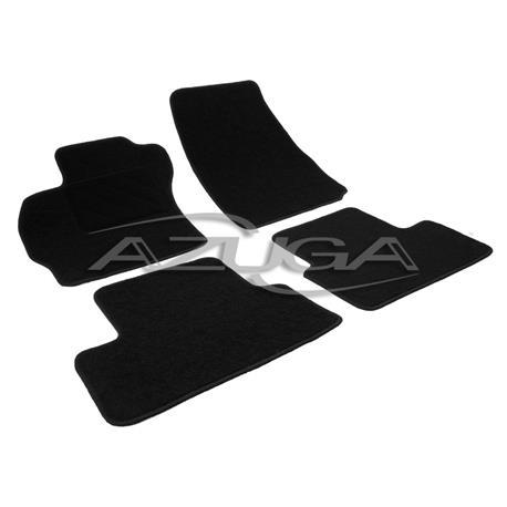 Textil-Fußmatten für Mazda 5 ab 2005-9/2010