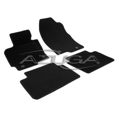 Textil-Fußmatten für Mazda CX-5 ab 2012