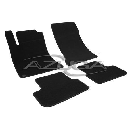 Textil-Fußmatten für Mercedes A-Klasse W176 ab 2012