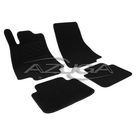 Textil-Fußmatten für Mercedes B-Klasse ab 9/2006-10/2011