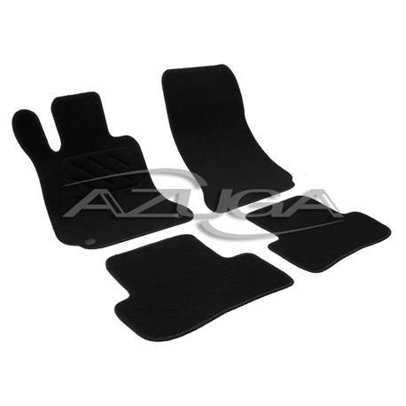 Textil-Fußmatten für Mercedes C-Klasse W204/S204 ab 2007