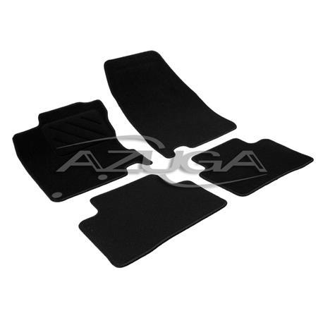 Textil-Fußmatten für Nissan Qashqai ab 2/2014 (J11)