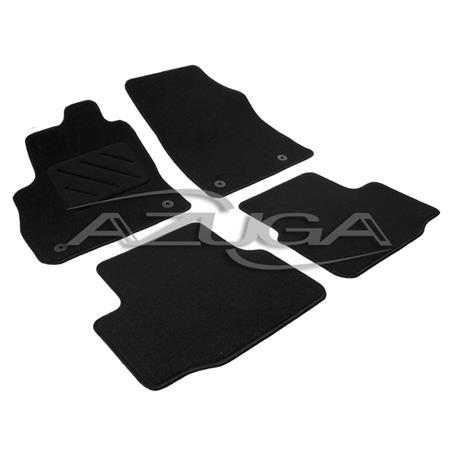 Textil-Fußmatten für Opel Astra K ab 10/2015/Astra K Sportstourer ab 11/2015
