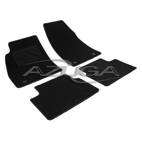 Textil-Fußmatten für Opel Insignia Limousine/Sports Tourer ab 2008