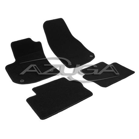 Textil-Fußmatten für Opel Zafira B 2005/Zafira Family ab 2012
