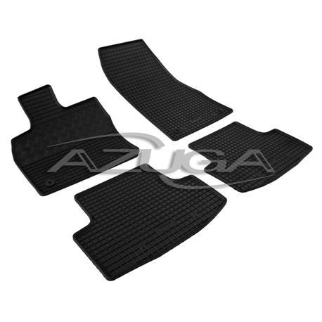 Gummi-Fußmatten für Seat Ateca ab 2016 / Skoda Karoq ab 2017 / Audi Q2 / VW T-Roc