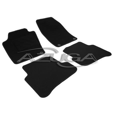 Textil-Fußmatten für Skoda Fabia III ab 11/2014
