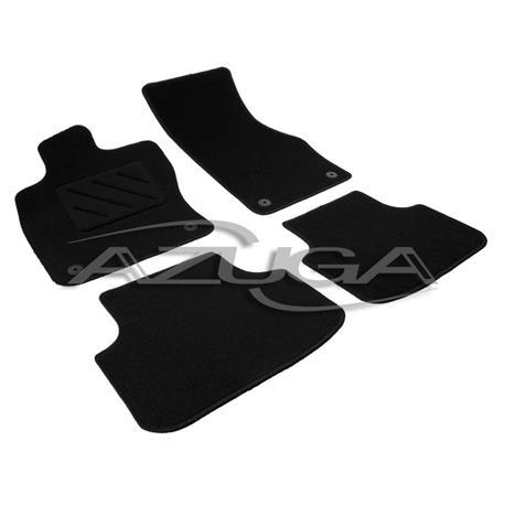 Textil-Fußmatten für Skoda Octavia III (5E) ab 2/2013