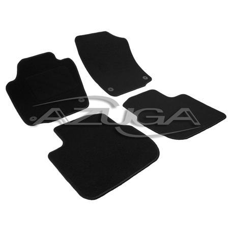 Textil-Fußmatten für Skoda Rapid/Rapid Spaceback ab 2012