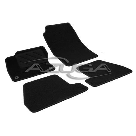 Textil-Fußmatten für Ford Focus III ab 2011-8/2018