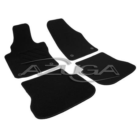 Textil-Fußmatten für VW Caddy (Life)/Caddy Maxi ab 12/2007