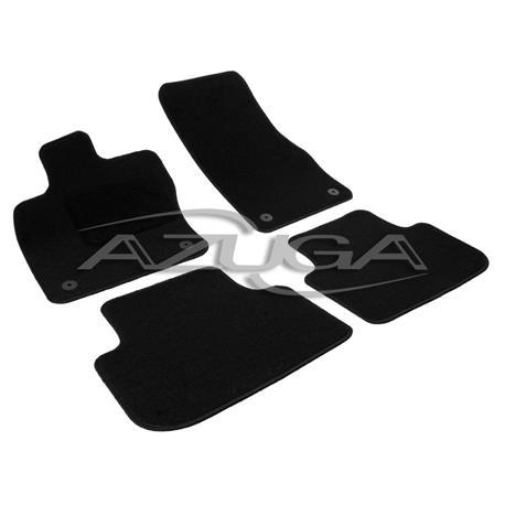 Textil-Fußmatten für VW Golf Sportsvan ab 2014