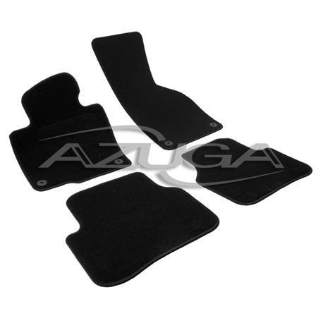 Textil-Fußmatten für VW Passat/Passat Variant ab 2005-10/2014 (3C/B6/B7)