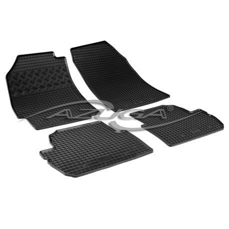 Gummi-Fußmatten für Chevrolet Spark ab 2010-10/2012