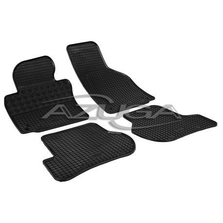 Gummi-Fußmatten für Seat Leon ab 2005 (1P)/Skoda Octavia II ab 2004 (1Z)/VW Golf 5/VW Golf 6/VW Jetta