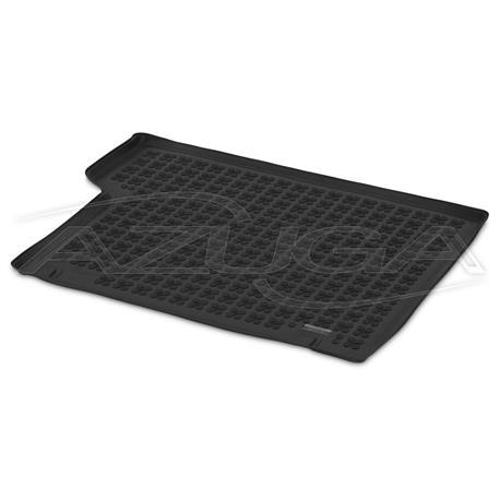 Gummi-Kofferraumwanne für Ford Transit Custom Kombi L2 (langer Radstand) ab 8/2012
