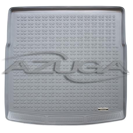 Gummi-Kofferraumwanne für Opel Insignia Sports Tourer ab 2009/Insignia Fließheck/Lim. ab 2008 grau