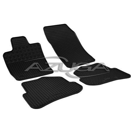 Gummi-Fußmatten für Audi A1 ab 2010-10/2018