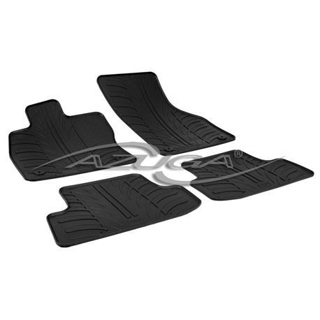 Gummi-Fußmatten für Audi A3 ab 2012 (8V) 3-türer