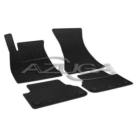 Gummi-Fußmatten für Audi A4 ab 2015 (8W/B9)