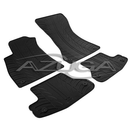 Gummi-Fußmatten für Audi A5 Coupé ab 8/2016