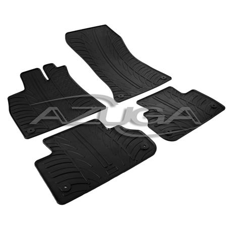 Gummi-Fußmatten für Audi Q5 ab 2017