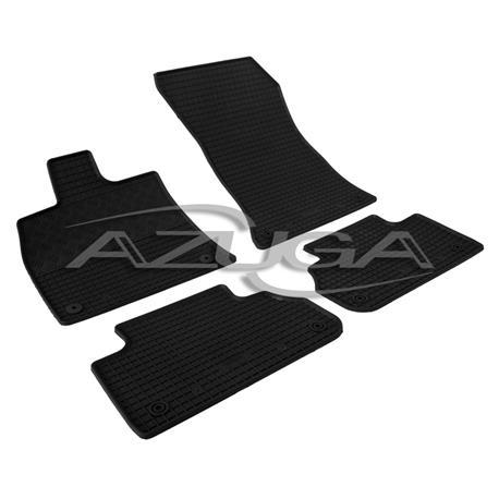 Gummi-Fußmatten für Audi Q5 ab 2017 (FY)