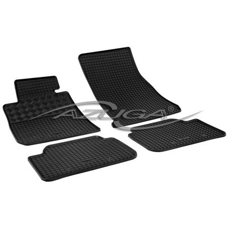 Gummi-Fußmatten für BMW 1er (F20/F21) ab 9/2011-8/2019