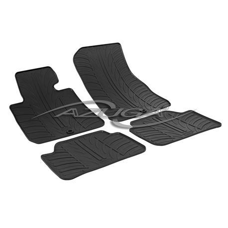 Gummi-Fußmatten für BMW 1er (F20/F21) ab 9/2011