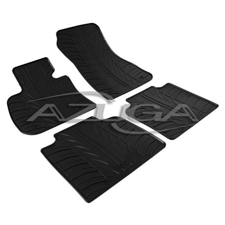 Gummi-Fußmatten für BMW 2er Gran Tourer (F46) ab 2015